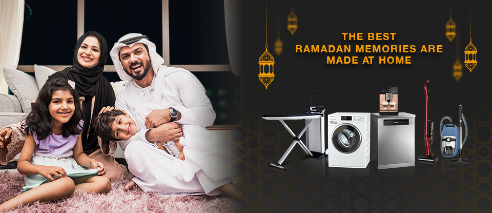 The best Ramadan memories are made at home